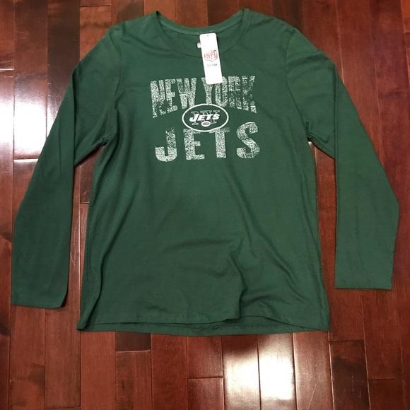 d11e68c62 NWT NFL Team Apparel Women s NY Jets T-Shirt